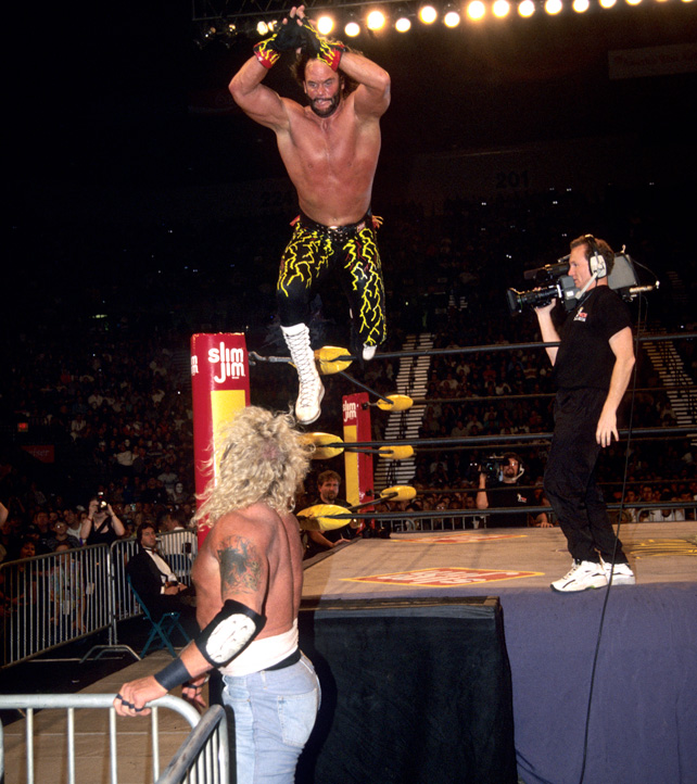 Reliving A Feud #26: Randy Savage vs. Diamond Dallas Page In WCW '97 – Wrestling Recaps